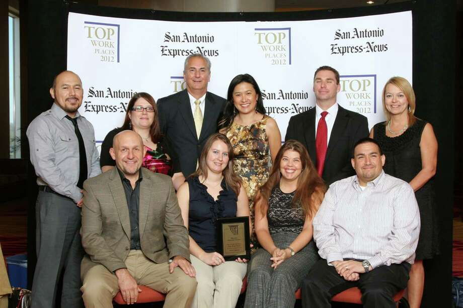 Mercury Insurance Group ranks 10th among midsized businesses  in San    Antonio at  the 2012 San Antonio Express-News Top Workplaces  Luncheon –     Wednesday, October 17, 2012 Photo: San Antonio Express-News
