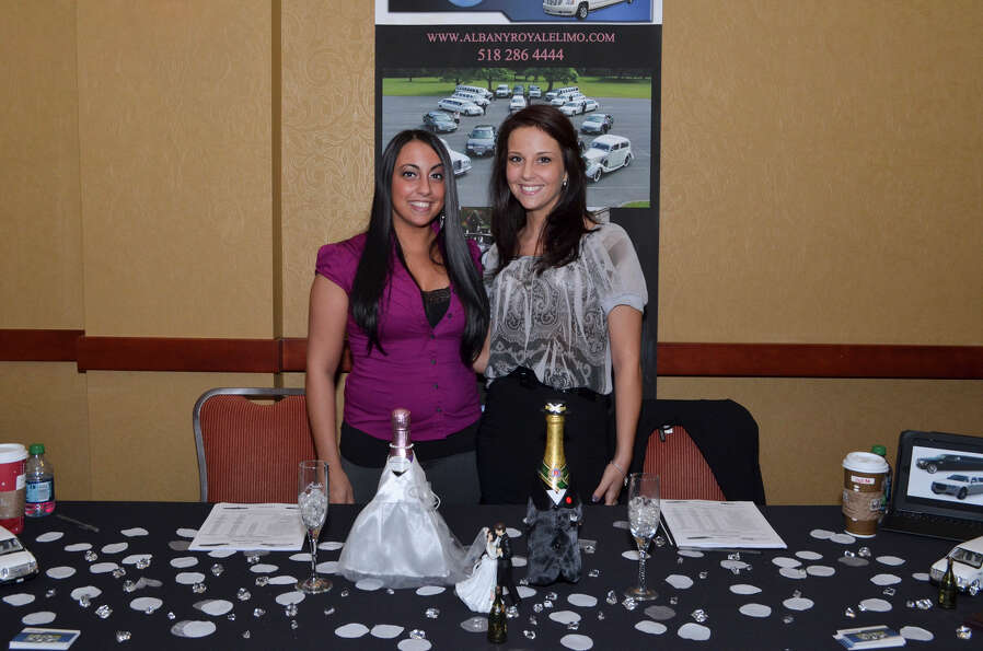 Were you Seen at the VOW Wedding Show on Sunday, Nov. 11, 2012, at the Hilton Garden Inn in Troy?
