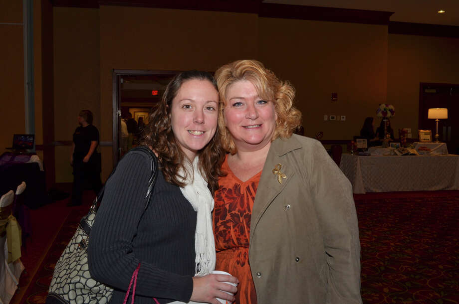 Were you Seen at the VOW Wedding Show on Sunday, Nov. 11, 2012, at the Hilton Garden Inn in Troy? Photo: Colleen Ingerto