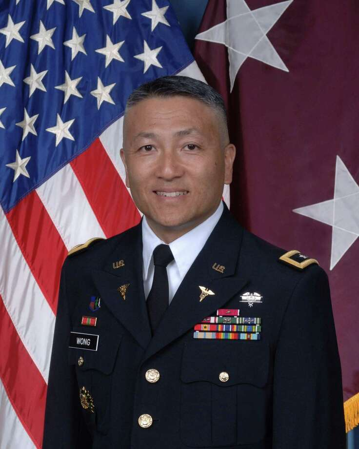 Army Maj. Gen M. Ted Wong is Commander, Southern Regional Medical Command and Brooke Army Medical Center. Photo: Courtesy Photo