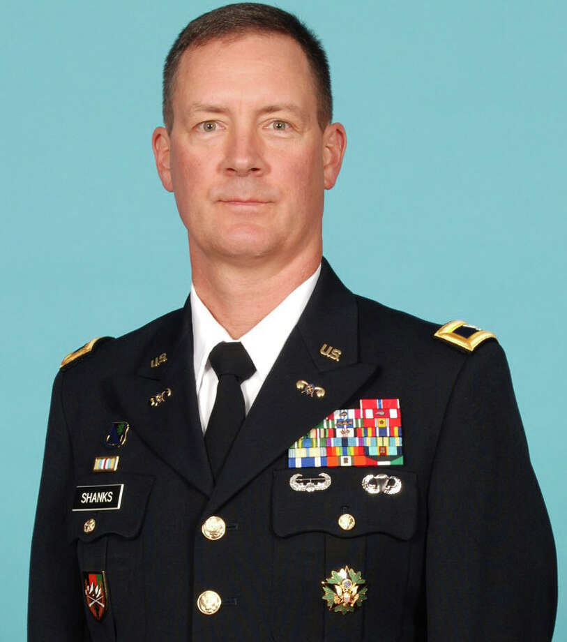 Col. Wayne Shanks is the chief of public affairs with U.S. Army North. Photo: Courtesy