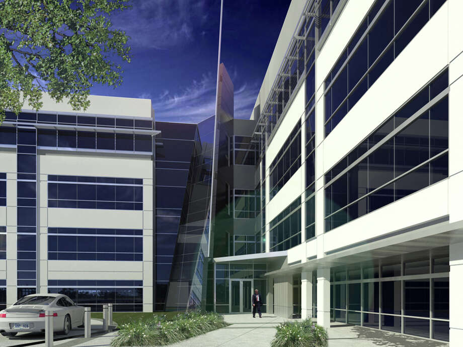 Helix Energy Solutions Group has leased 118,630 square feet for relocation of its headquarters in July of 2013. It is the first tenant to lease space in 8 West Centre. (CBRE)