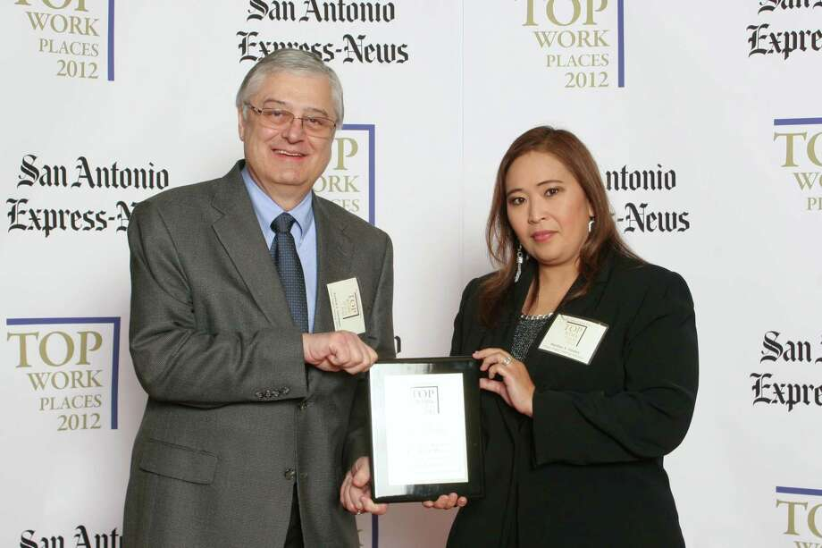 Texas Organ Sharing Alliance ranks 45th among small businesses in San  Antonio at the 2012 San Antonio Express-News Top Workplaces Luncheon –  Wednesday, October 17, 2012 Photo: San Antonio Express-News