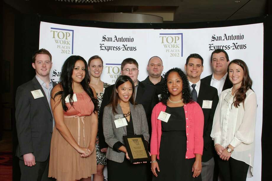 Spurs Sports & Entertainment 20th among midsized businesses in San 