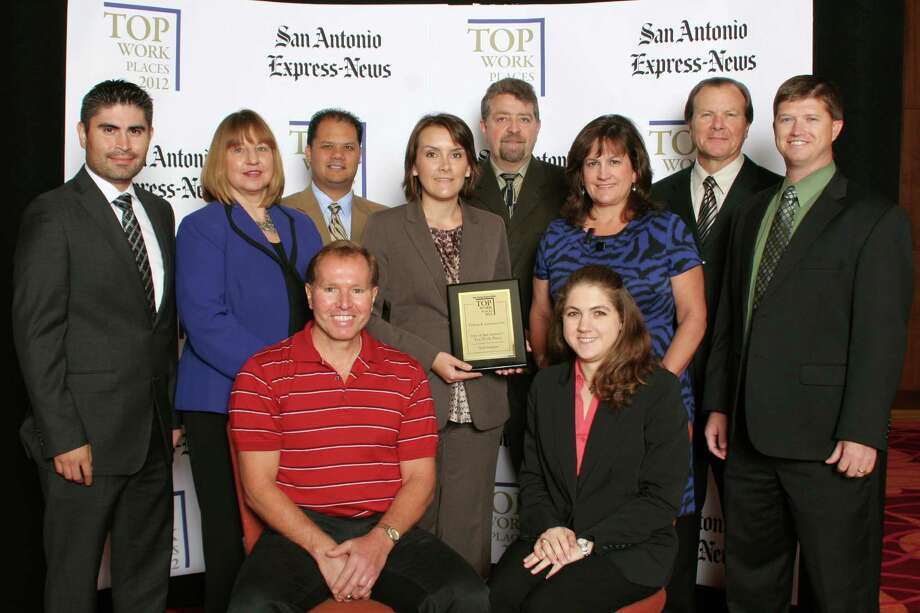Vickrey & Associates Inc. ranks 11th among small businesses in San 