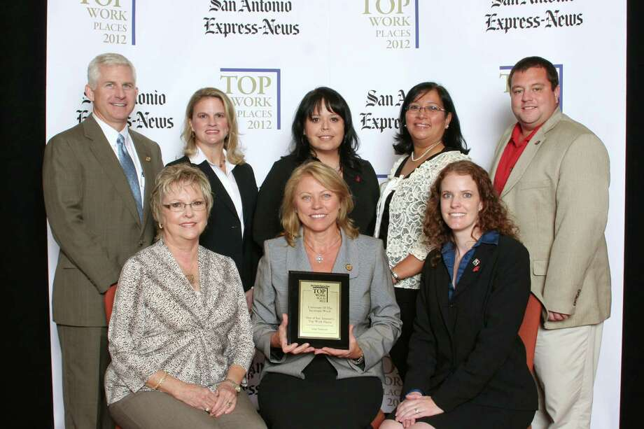 University of the Incarnate Word ranks 6th among large businesses in San 