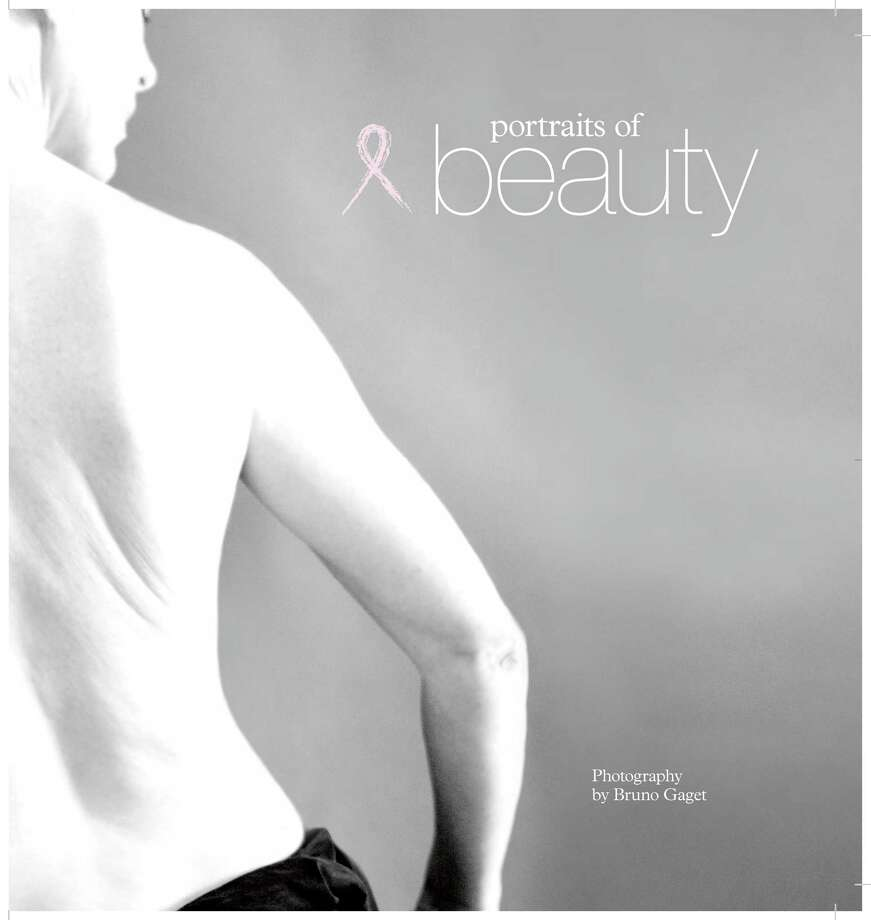 "A new photo book ""Portraits of Beauty,"" features portraits of current and former Norma Pfriem patients taken by beauty and fashion photographer Bruno Gaget, The book sells for $40 and all proceeds benefit the Norma F. Pfriem Breast Care Center. Photo: Contributed Photo"