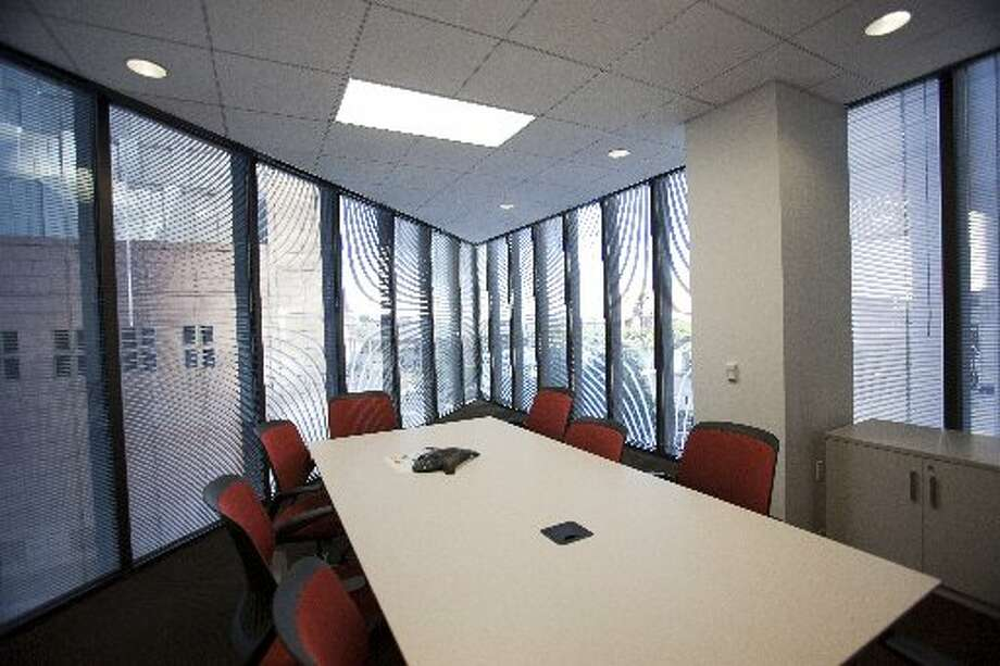 Conference room. (Eric Kayne / For the Houston Chronicle)