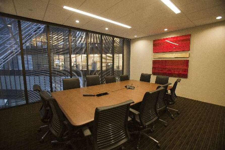 Another room for meetings. (Eric Kayne / For the Houston Chronicle)