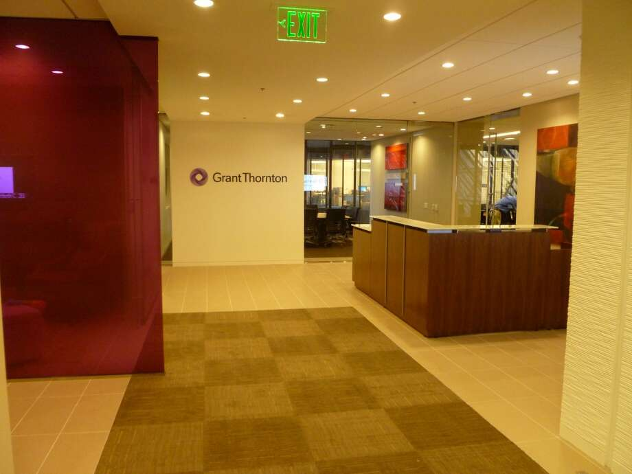 The new office can accommodate 400 employees as the company expands over the next three to five years. (Grant Thornton)