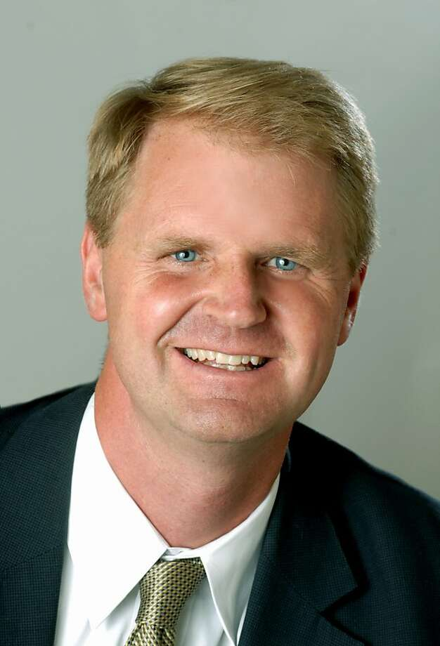 NATHAN BROSTROM, Executive Vice President for Business Operations at the UC Office  of the President. 