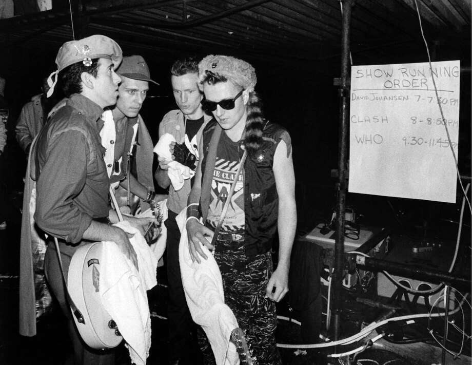 "The Clash ""London Calling""- They could have broken up after this and still made the Rock and Roll Hall of Fame. Photo: Bob Gruen, AP / Epic/Legacy Records"