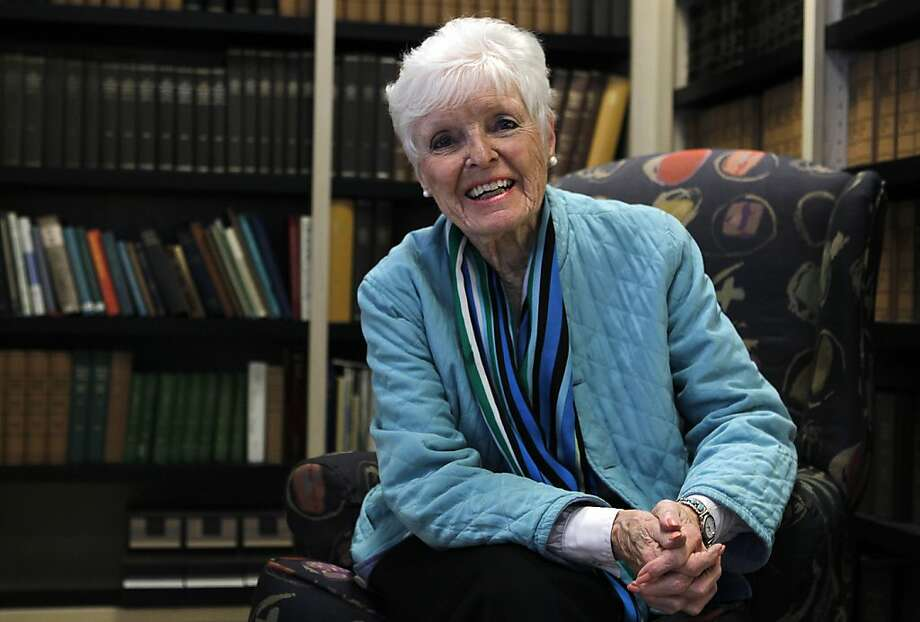 Barbara Brown runs the unusual religion-sponsored SFO concession. Photo: Paul Chinn, The Chronicle