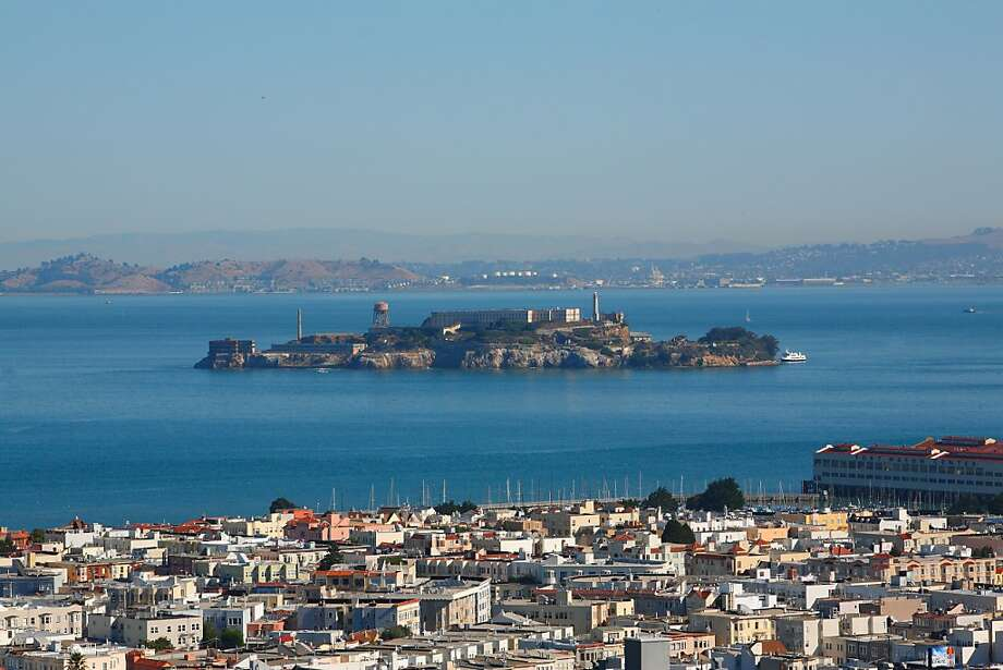 Did escape from Alcatraz take convicts to Davy Jones' locker? Photo: Courtesy Of Judy LeMarr