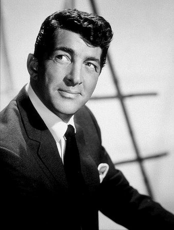 Dean Martin:  No, I don't like his singing, but Dean was even cooler than Frank, because Dean didn't care and Frank only pretended not to care.