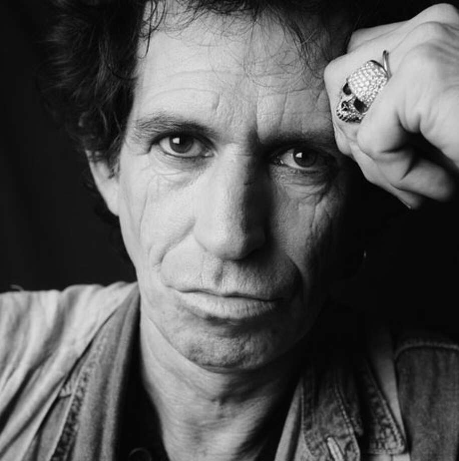 This is the cool Keith Richards. The old guy.  He was probably cool for decades, but it's the over-40 Keith, the survivor Keith -- the oh, wait, he's not an idoiot, is he? Keith -- that has connected with the public imagination. / 2007 Getty Images