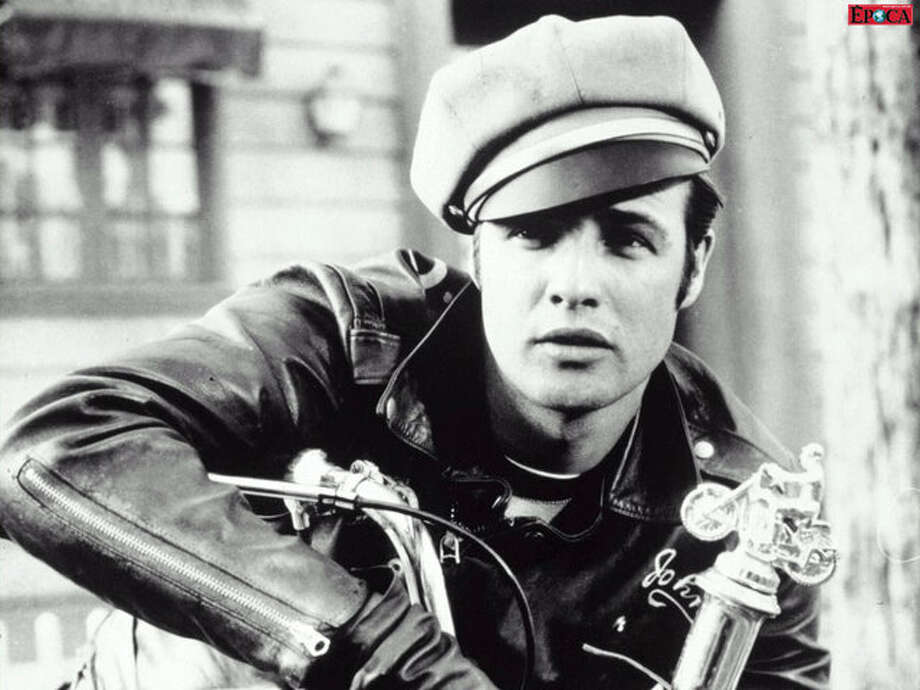 Brando: He started out cool and stayed so weird that he never had a chance to be un-cool.