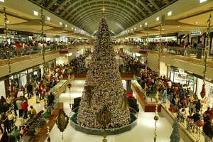 For Heather Staible. The Galleria opens at 5 a.m. Black Friday (Nov. 28) for eager shoppers.