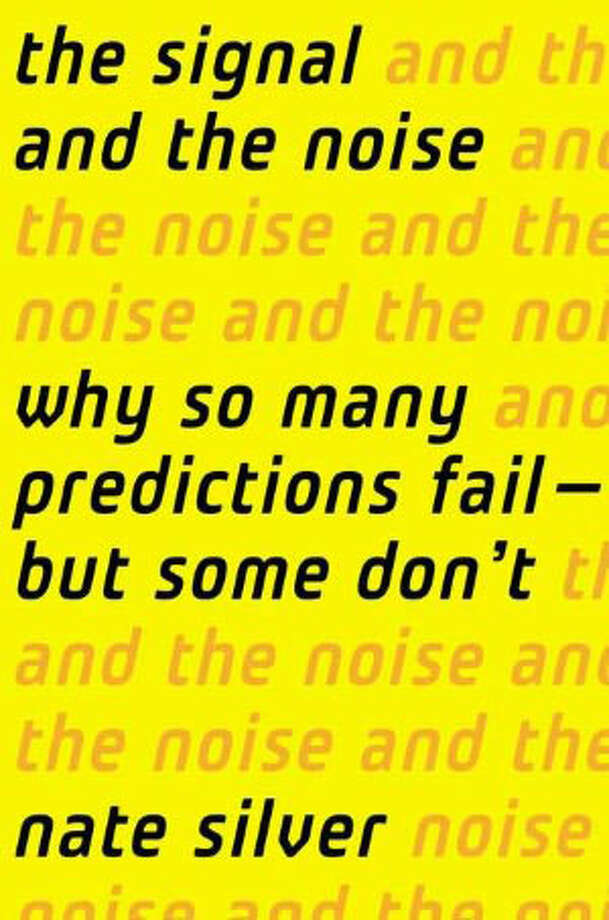 "NY Times blogger Nate Silver delivers an improbably breezy read on what is essentially a primer on making predictions by interlacing theory and numerical nitty-gritty with a series of stories about people who have to know numbers in ""The Signal and the Noise."""