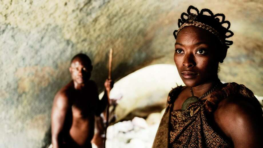 Exterior Angolan Mountain Pass 1629 AD - Nzinga escapes to fight another day. Photo: Joe Alblas, Handout / ONLINE_YES