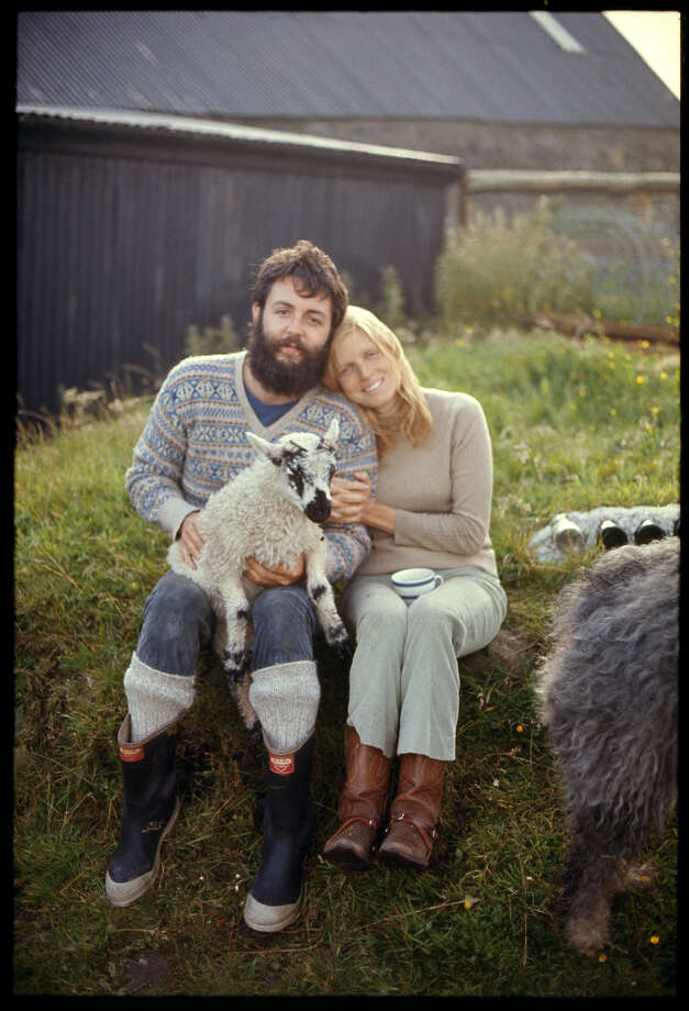 Paul McCartney circa the recording of Ram Photo: Concord Music Group