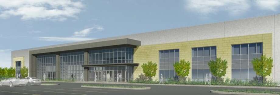 AFTER: The building will total 210,000 when completed, including 80,000 square feet in a new second floor.   (STG Design)