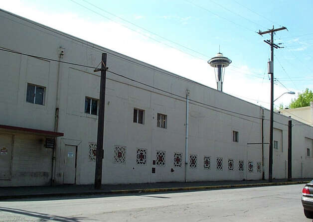 A recent, undated photo of the Seattle Hostess plant. Photo: Department Of Assessments