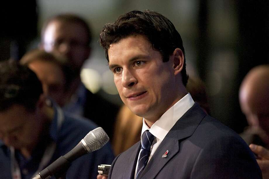 Sidney Crosby Photo: Chris Young, Associated Press