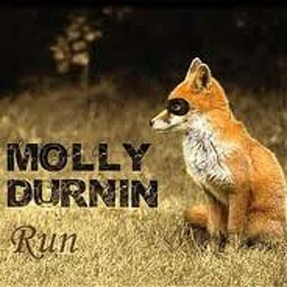 "Cover art for Molly Durnin's album ""Run"" which was partially funded by Kickstarter backers."