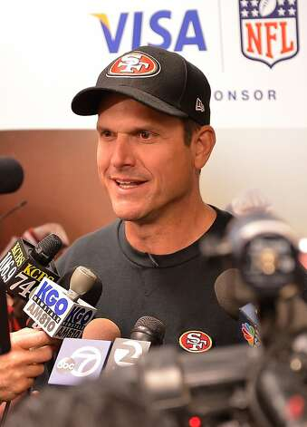 Harbaugh inspires high school coaches