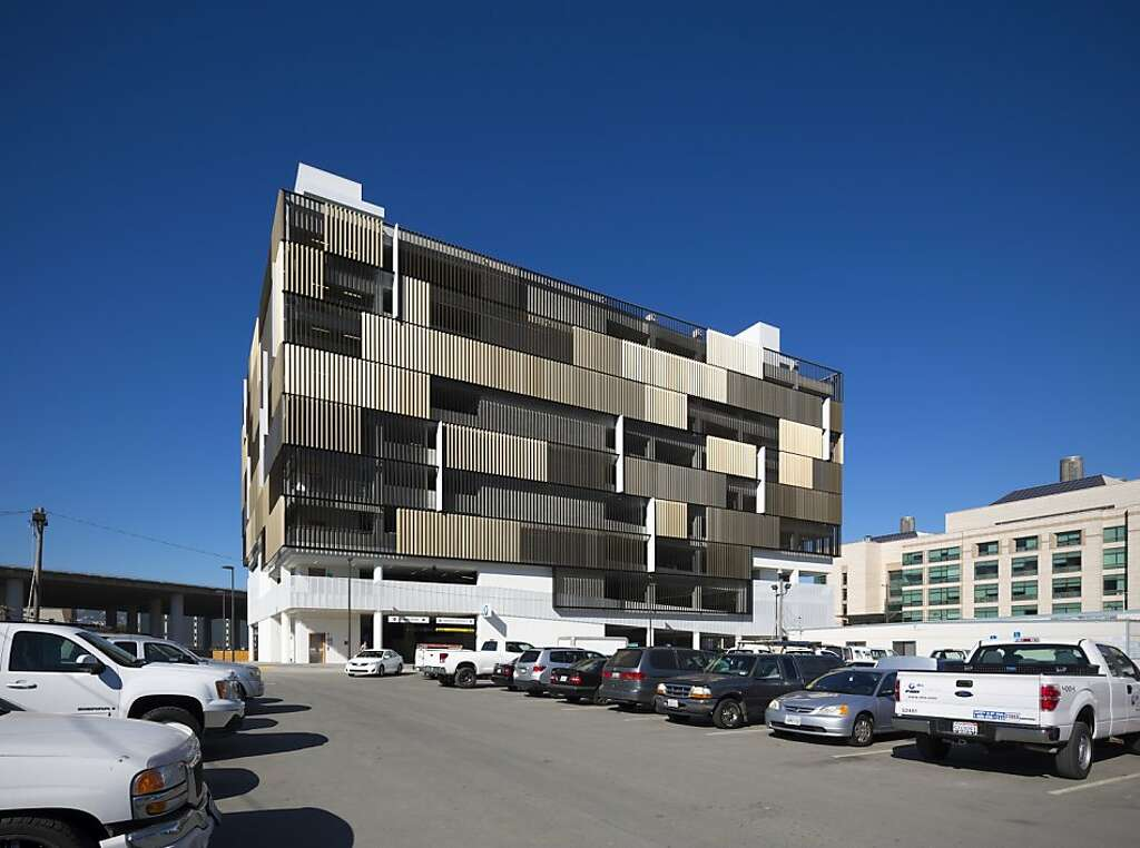 The UCSF Mission Bay Medical Center Wonu0027t Open Until Early 2015, But The