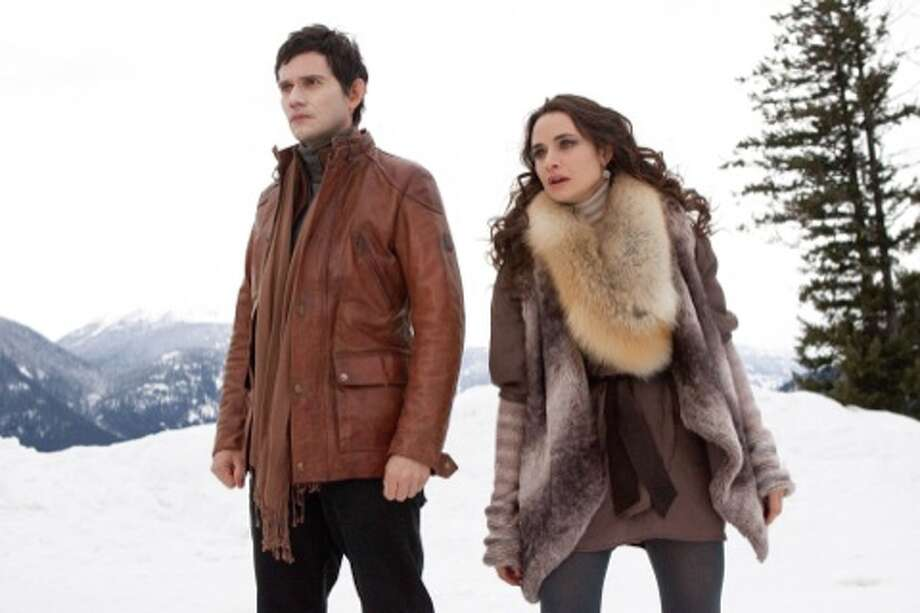 (L-R) CHRISTIAN CAMARGO and MIA MAESTRO star in THE TWILIGHT SAGA: BREAKING DAWN-PART 2Ph: Andrew Cooper, SMPSP© 2011 Summit Entertainment, LLC.  All rights reserved. (© 2011 Summit Entertainment, LLC.  All rights reserved.)