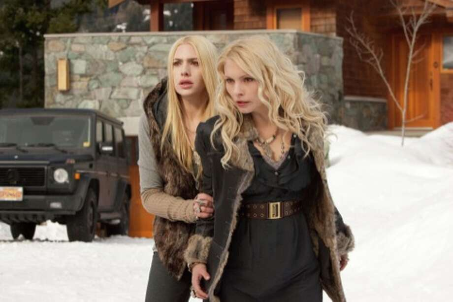 CASEY LaBOW and MyANNA BURING star in THE TWILIGHT SAGA: BREAKING DAWN-PART 2Ph: Andrew Cooper, SMPSP© 2011 Summit Entertainment, LLC.  All rights reserved. (© 2011 Summit Entertainment, LLC.  All rights reserved.)