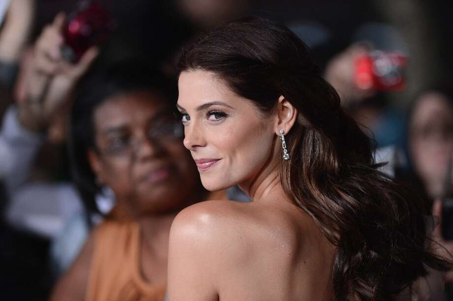 "Actress Ashley Greene arrives at the premiere of Summit Entertainment's ""The Twilight Saga: Breaking Dawn - Part 2"" at Nokia Theatre L.A. Live on November 12, 2012 in Los Angeles, California.  (Photo by Jason Merritt/Getty Images) Photo: Jason Merritt, Getty Images / 2012 Getty Images"