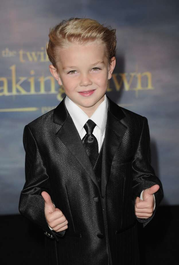 """Actor Billy Wagenseller arrives at the premiere of Summit Entertainment's """"The Twilight Saga: Breaking Dawn - Part 2"""" at Nokia Theatre L.A. Live on November 12, 2012 in Los Angeles, California.  (Photo by Jason Merritt/Getty Images) Photo: Jason Merritt, Getty Images / 2012 Getty Images"""