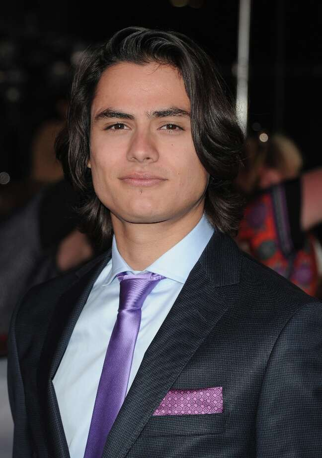 "Actor Kiowa Gordon arrives at the premiere of Summit Entertainment's ""The Twilight Saga: Breaking Dawn - Part 2"" at Nokia Theatre L.A. Live on November 12, 2012 in Los Angeles, California.  (Photo by Jason Merritt/Getty Images) Photo: Jason Merritt, Getty Images / 2012 Getty Images"