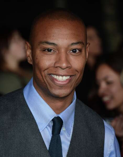 Basketball player Caron Butler arrives at the premiere of Summit Entertainment's