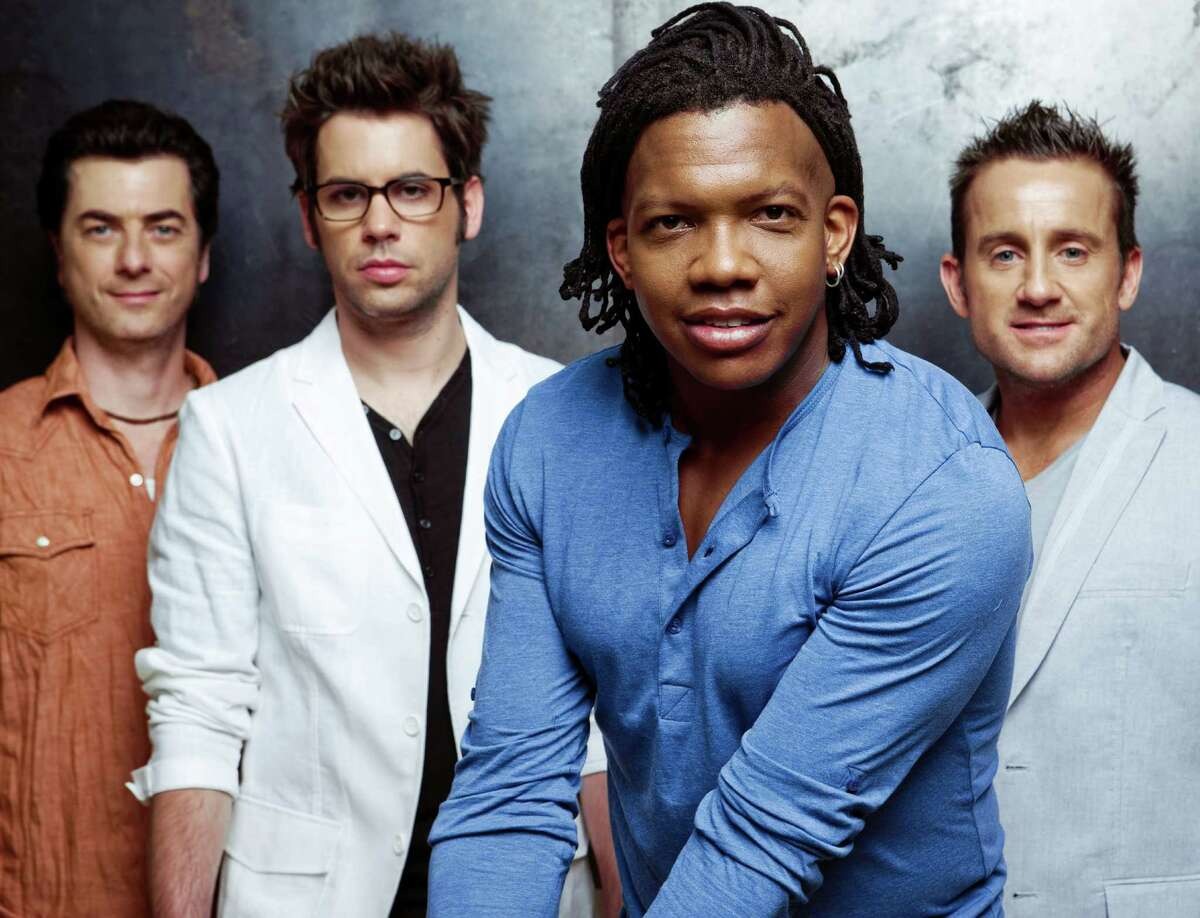 Top-selling Christian rock band Newsboys will end the U.S. leg of its God's Not Dead tour in San Antonio on Sunday. Newsboys.com