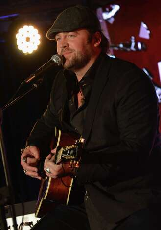 Lee Brice follows Allan with a Saturday performance at Cowboys. Getty Images Photo: Jason Kempin, Getty Images / 2012 Getty Images