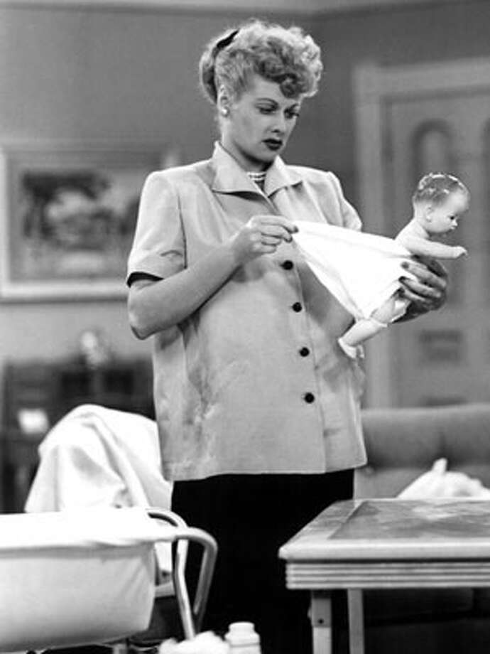 "1952 Lucille Ball's Pregnancy (1952) The star's pregnancy is written into I Love Lucy — a TV first. Scripts are reviewed by a priest, a minister, and a rabbi, and CBS insists on using the word ""expecting"" instead of ""pregnant."" But fans love it, and the episode featuring Lucy's delivery sets a new ratings record.   La Leche League (1956) At a time when formula was très fashionable, seven determined moms banded together to create a breast-feeding support network. Today, LLL boasts more than 7,000 volunteers dedicated to educating and supporting (and, okay, sometimes annoying) women in the nursing process.  Reprinted with Permission of Hearst Communications, Inc. Originally Published: The Best Mom Moments of All Time Photo: Courtesy Everett Collection / Courtesy Everett Collection"