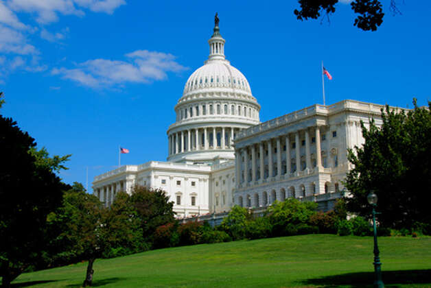 The United States Capitol is the capitol building that serves as the seat of government for the United States Congress, the legislative branch of the U.S. federal government. It is located in Washington, D.C., on top of Capitol Hill at the east end of the National Mall. Photo: Kuosumo - Fotolia / kuosumo - Fotolia