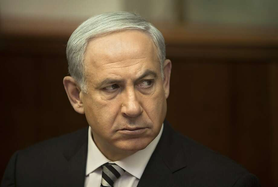 Benjamin Netanyahu Photo: Sebastian Scheiner, Associated Press