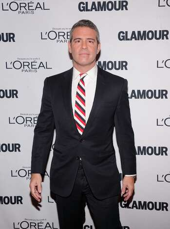 Andy Cohen attends the 22nd annual Glamour Women of the Year Awards at Carnegie Hall on November 12, 2012 in New York City.  (Photo by Jamie McCarthy/Getty Images) Photo: Jamie McCarthy, Getty Images / 2012 Getty Images