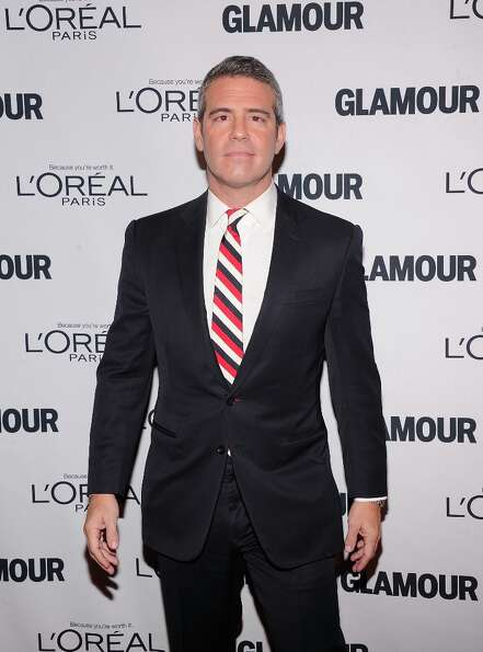 Andy Cohen attends the 22nd annual Glamour Women of the Year Awards at Carnegie Hall on November 12,