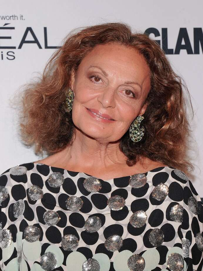 Diane Von Furstenberg attends the 22nd annual Glamour Women of the Year Awards at Carnegie Hall on November 12, 2012 in New York City.  (Photo by Jamie McCarthy/Getty Images) Photo: Jamie McCarthy, Getty Images / 2012 Getty Images