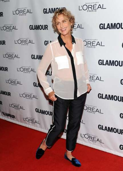 Lauren Hutton attends Glamour Magazine's 22nd annual