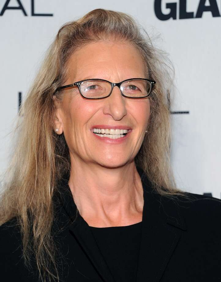 """The Visionary"" award winner, photographer Annie Liebovitz, attends Glamour Magazine's 22nd annual ""Women of the Year Awards"" at Carnegie Hall on Monday Nov. 12, 2012 in New York. (Photo by Evan Agostini/Invision/AP) Photo: Evan Agostini, Evan Agostini/Invision/AP / AP2012"