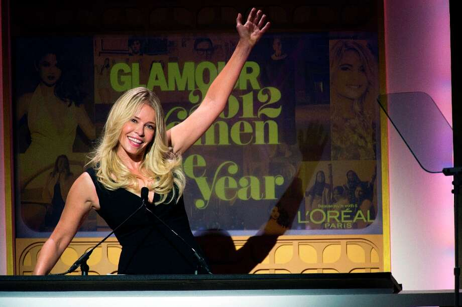 Chelsea Handler appears onstage at the Glamour Women of the Year Awards on Monday, Nov. 12, 2012 in New York. (Photo by Charles Sykes/Invision/AP) Photo: Charles Sykes, Associated Press / Invision