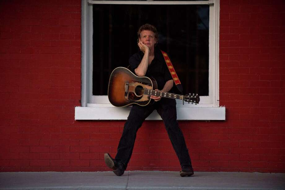 Steve Forbert, shown here, will share the bill with Karla Bonoff  in a concert at The Ridgefield Playhouse on Saturday, Nov. 17, at 8 p.m. Photo: Contributed Photo