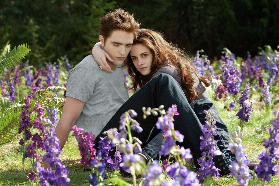 "Robert Pattinson and Kristen Stewart maintain the heat in ""The Twilight Saga: Breaking Dawn - Part 2."" Photo: Andrew Cooper / © 2011 Summit Entertainment, LLC. All Rights Reserved."